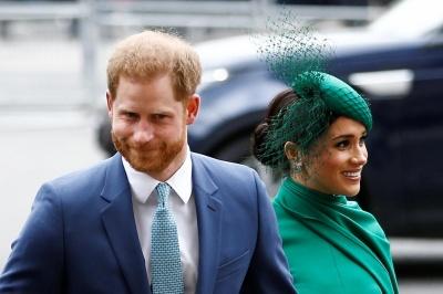 Принц Гаррі розповів про будні на карантині з дружиною і сином