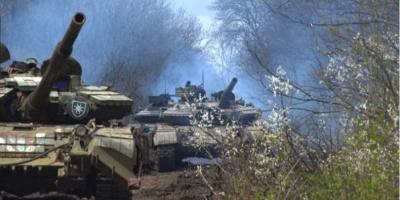 Бойовики на Великдень знову обстріляли українських захисників на Донбасі