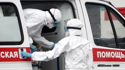В Росії за добу 5236 нових випадків зараження COVID-19