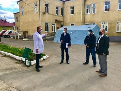 На Буковині планують відремонтувати приймальні відділення п'яти опорних лікарень