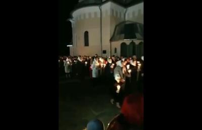 Поліція оштрафувала настоятеля храму УПЦ МП у Красноїльську за порушення карантину у Великодню ніч