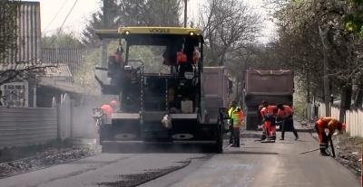 Велике будівництво: на Буковині розпочали ремонт доріг
