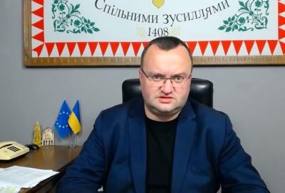 Протест підприємців у Чернівцях: Каспрук пояснив, чому не можуть дозволити роботу ринків
