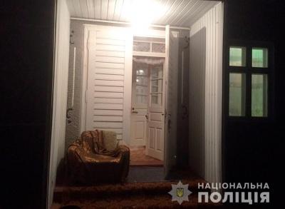 Поліція затримала чоловіка, якого підозрюють у вбивстві співмешканки на Буковині