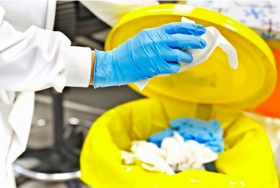 Куди діваються використані костюми й маски чернівецьких медиків