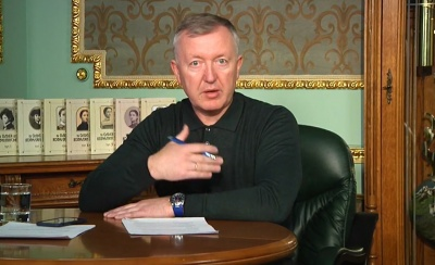 У прямому ефірі: Каспрук запитав Осачука про ремонт вулиці Хотинської – голова ОДА відповіді не дав