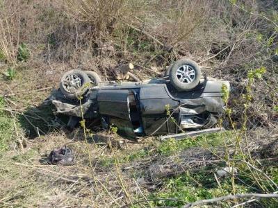 Злетів у кювет і перекинувся: у поліції розповіли деталі смертельної ДТП на Буковині
