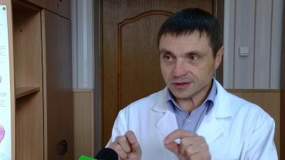 Лікар з Чернівців, який захворів на коронавірус, порадив як лікуватися