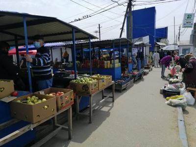 Уряд може відкрити продовольчі ринки в Україні до кінця тижня