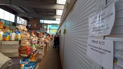 Фальстарт чернівецьких ринків: підприємці в масках, але обмаль покупців – фото