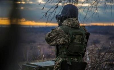 """Біля ділянки розведення сил """"Золоте-2"""", загинув український військовий"""