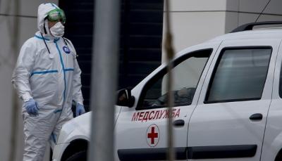 У Росії зафіксували рекордну смертність від COVID-19