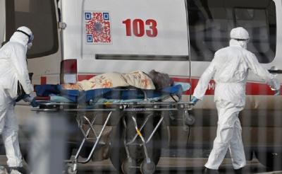 У Росії вже понад 100 тисяч осіб захворіли на COVID-19. Понад 1000 - померли