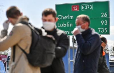 Словаччина, Чехія, Польща та Німеччина вимагають терміново повернути українських заробітчан
