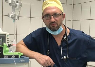 Ми «зашиваємося»: лікар із Чернівців, який повернувся з Італії, розповів про ситуацію в медзакладах
