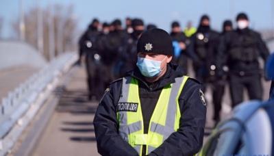 Через послаблення карантину у Черкасах поліція відкрила справу