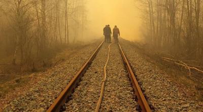 У Чорнобильській зоні триває ліквідація осередків пожеж