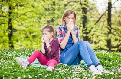 Сезонна алергія. Що про неї потрібно знати і як боротися