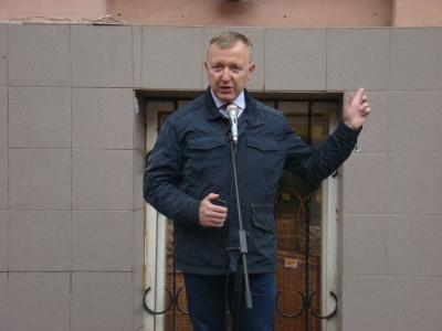 Осачук пояснив, навіщо Чернівецькій ОДА пожежна обробка даху за 1,5 млн грн
