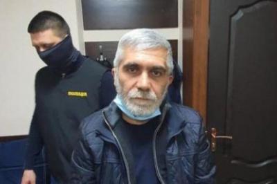У Кривому Розі затримали кримінального авторитета з Вірменії, який втік з-під суду