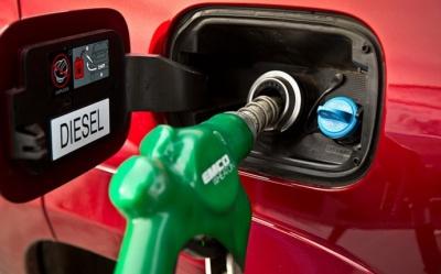 У квітні оптові ціни на дизельне пальне в Україні знизилися на понад 20%
