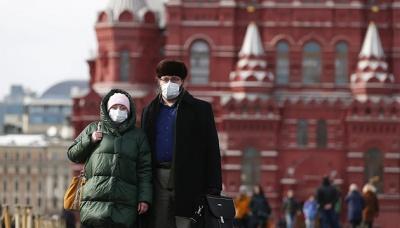 В Росії за добу на коронавірус захворіли понад 10,5 тис. осіб