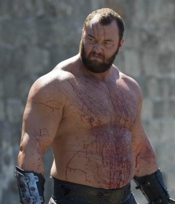 """Стронгмен, який грав у """"Грі престолів"""", встановив світовий рекорд у становій тязі - відео"""