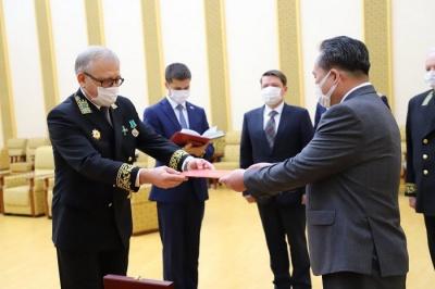 Путін нагородив Кім Чен Ина медаллю на честь 75-річчя перемоги