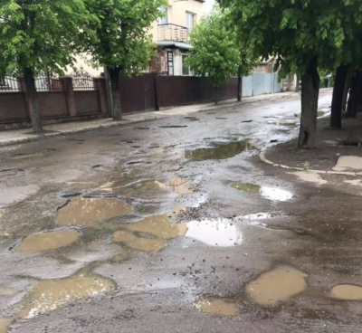 Ремонт вулиці Кармелюка: у тендері беруть участь 5 фірм