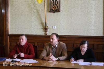 Громадська рада поскаржилась Зеленському на Чернівецьку ОДА