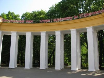 Каспрук відповів на побажання Осачука бачити «ідеальний порядок» у парках Чернівців