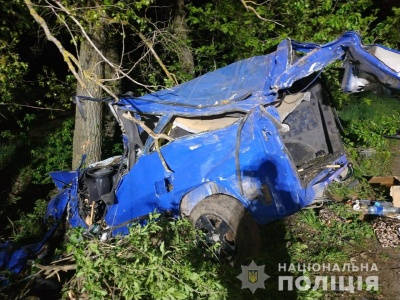 На Вінничині у ДТП загинули 3 військових