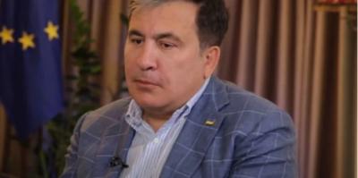 Саакашвілі: Порошенко та його оточення використовували державу для власного збагачення