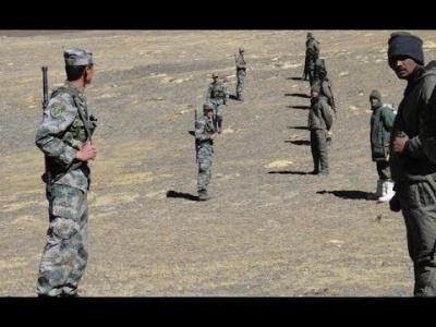 На кордоні між Індією та Китаєм 150 прикордонників влаштували бійку