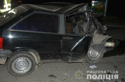 П'яний військовий влаштував ДТП на Львівщині: загинув його колега по службі
