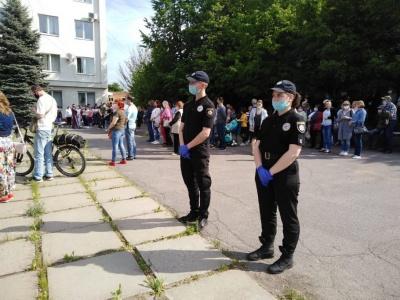 Пікет у Новодністровську: жителі обурені новим перспективним планом