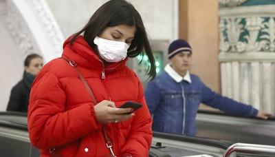 У Росії за добу зафіксували 10020 нових випадків зараження COVID-19