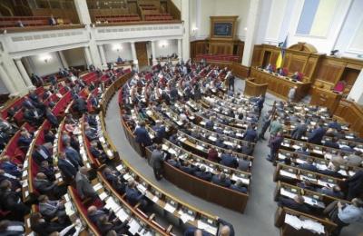 Рада звільнила ФОПів від ЄСВ за травень