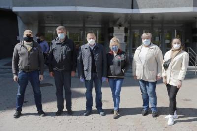 Медики з Дніпра два тижні допомагатимуть лікарям Чернівецької міської лікарні №1