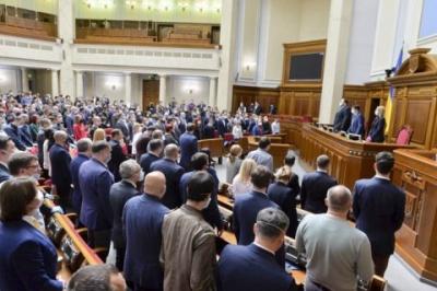 """У Раді підтримали продовження санкцій проти """"ВКонтакте"""" та """"Одноклассников"""""""