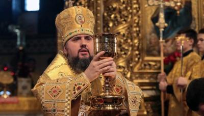 Епіфаній просить уряд послабити карантинні обмеження для церков
