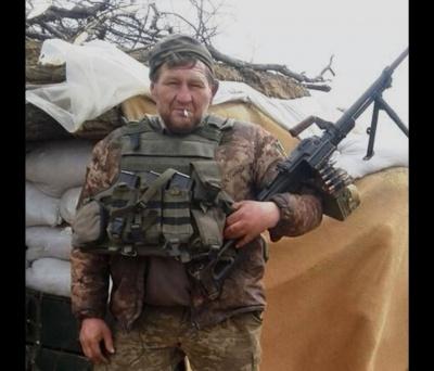 На Буковині помер 49-річний учасник АТО Андрій Барбазяк