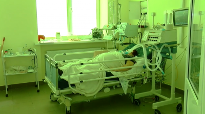 По той бік COVID-19: журналісти ТВА показали «червону зону» Чернівецької лікарні №1