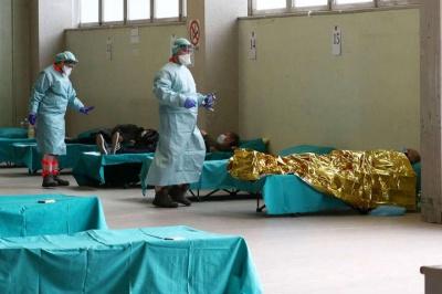 В Італії різко збільшилась кількість людей, які одужали від коронавірусу