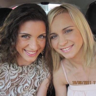 Лілія Ребрик показала свою сестру і розсекретила своє справжнє ім'я