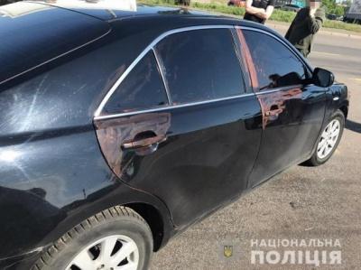 У Києві затримали «професійного» автовикрадача з Чернівців