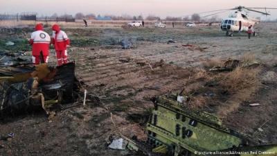 Україна погрожує Ірану Міжнародним судом ООН через збитий літак МАУ