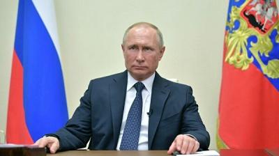 Путін заявив, що Росія – це окрема цивілізація