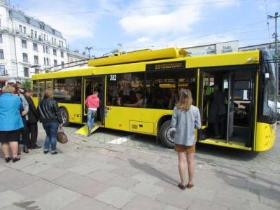 МОЗ підготувало рекомендації щодо відновлення роботи громадського транспорту