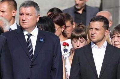 """Президент вважає Авакова """"потужним міністром"""""""
